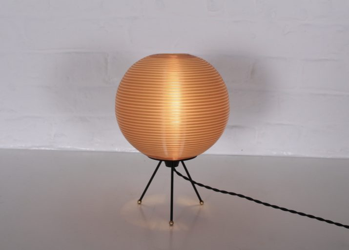 "Lampe Rotaflex tripode ""R1"""